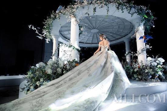 相会艾美·香绘艾情 杭州滨江艾美酒店《香·绘》婚礼秀