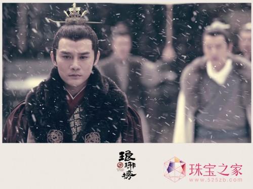 实力派演员王凯获得周大福珠宝集团代言人称号
