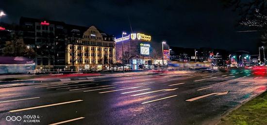 莱比锡夜景