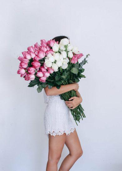 """让爱情保鲜的""""秘诀""""在此!情人节收到花得这么做!"""