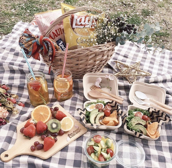 三月不野餐 就是对春天最大的辜负!