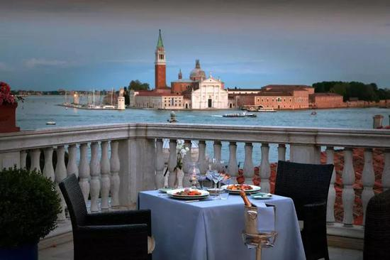 ▲意大利威尼斯Baglioni Hotel Luna