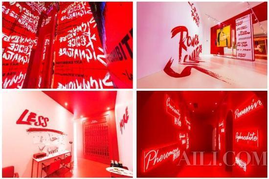 """巴黎欧莱雅""""小钢笔""""上瘾艺术展盛大开幕"""