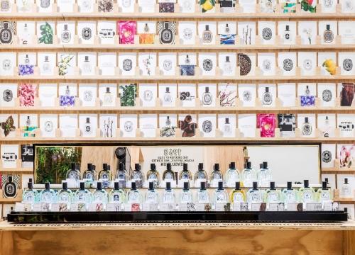 2019 DIPTYQUE嗅觉之旅 香氛艺术展