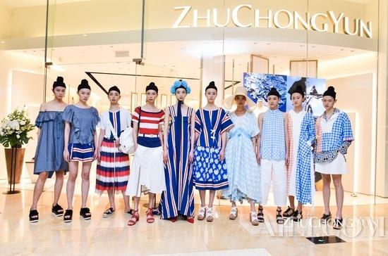 ZHUCHONGYUN S/S 2019 Fashion Show