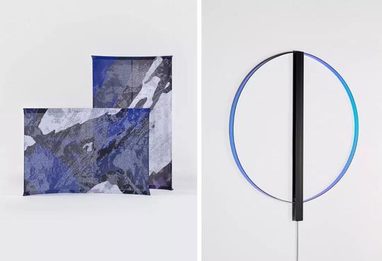 作品:Tense系列家具,设计:Panter & Tourron