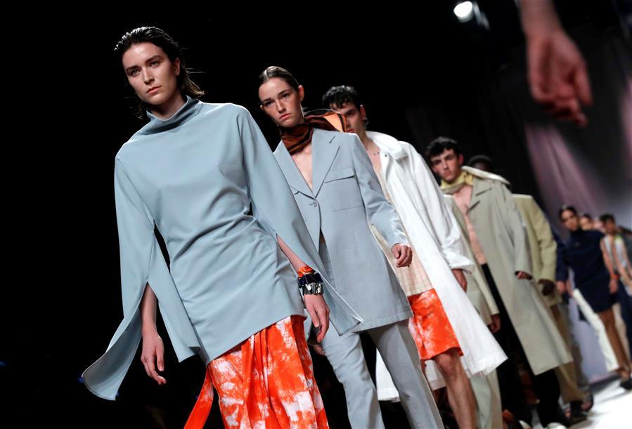 (外代二线)(20)马德里时装周——Duarte品牌时装秀