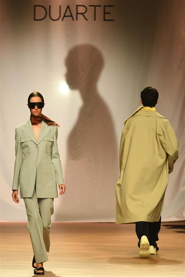 (外代二线)(13)马德里时装周——Duarte品牌时装秀