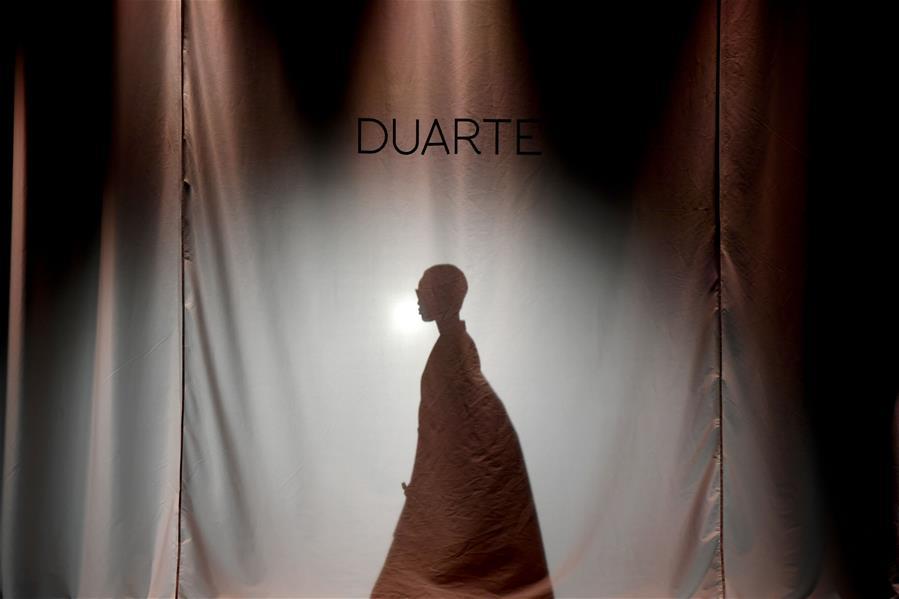 (外代二线)(12)马德里时装周——Duarte品牌时装秀