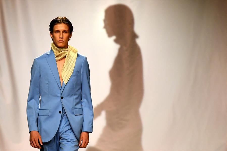 (外代二线)(2)马德里时装周——Duarte品牌时装秀