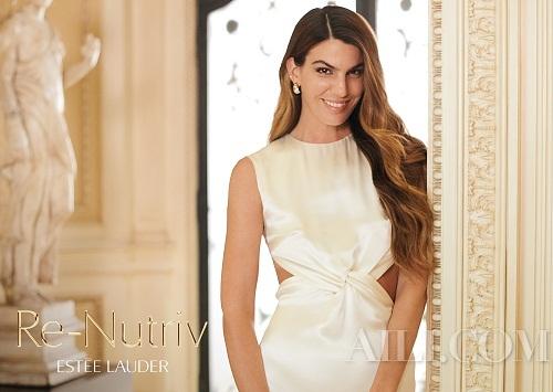 雅诗兰黛品牌签约时尚缪斯BIANCA BRANDOLINI d'ADDA 为奢宠白金全球大使