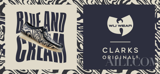 Clarks ORIGINALS x Wu Wear联名Wallabee系列革新登场