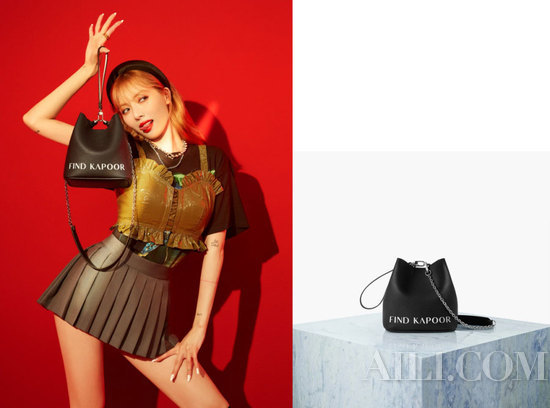 FIND KAPOOR(梵德卡普尔)秋冬时尚大片重磅来袭 携手品牌挚友泫雅HyunA持续闪耀万般魅力