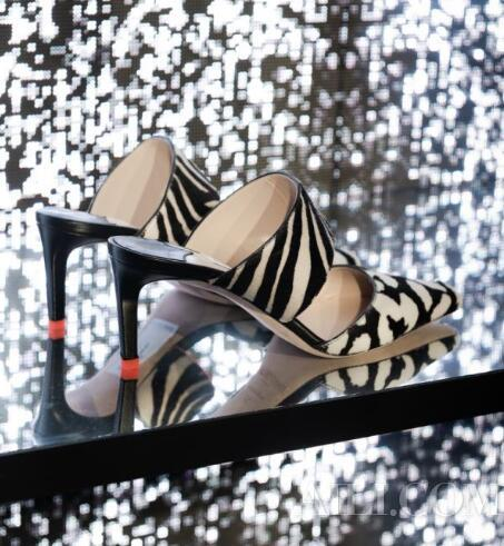 向大自然致敬 JIMMY CHOO 2020春夏女士系列