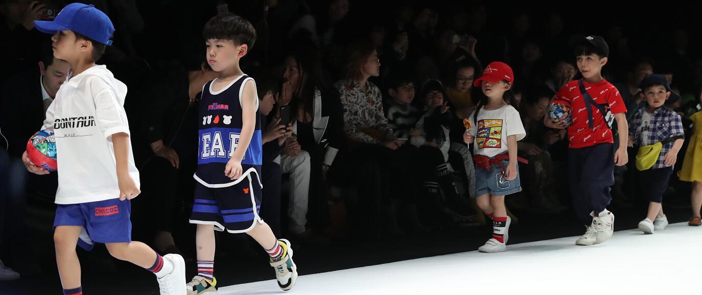 Tmall Discovery打造儿童时装秀,一场凭想象力